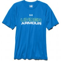 Under Armour Camiseta MC Core Trinning-WRDMARK