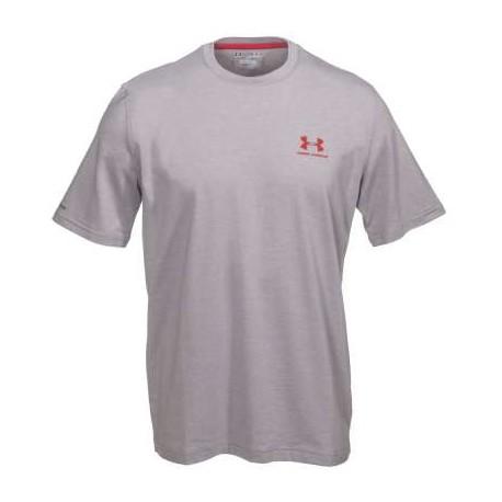 Under Armour Camiseta MC Left Chest Lockup