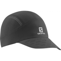 Salomon Gorra Elevate Negra