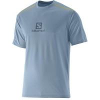 Salomon Casmiseta  Stroll Logo M (azul roca)