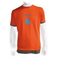 Altus Camiseta Trekking (naranja)