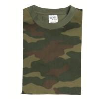 Mil Tec Russian Woodland Camo T-Shirt