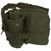 Mil Tec OD Fanny Pack with Bottle