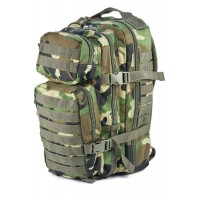 Woodland Backpack US Assault