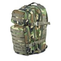 Woodland Backpack US Assault