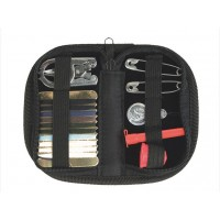 Mil Tec OD Sewing Kit with Puch