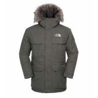 Parka impermeable para hombre The North Face McMurdo