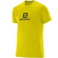 Salomon Camiseta MC Logo Hombre
