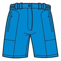 Trangowprld Pantalón Corto Baccy