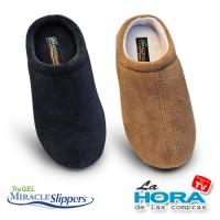 Miracle Slippers Pantuflas TruGel