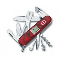 Victorinox Traveller rojo transparente 25 funciones