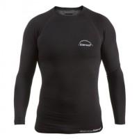 Land  Camiseta térmica técnica negra