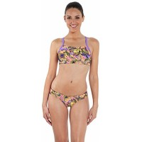 Speedo Bikini Deportivo Endurance 10 Allover 2 Piece Rippleback