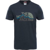 The North Face camiseta Mount line tee